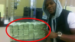 "11 of the Most Ridiculous Purchases by Floyd ""Money"" Mayweather!"