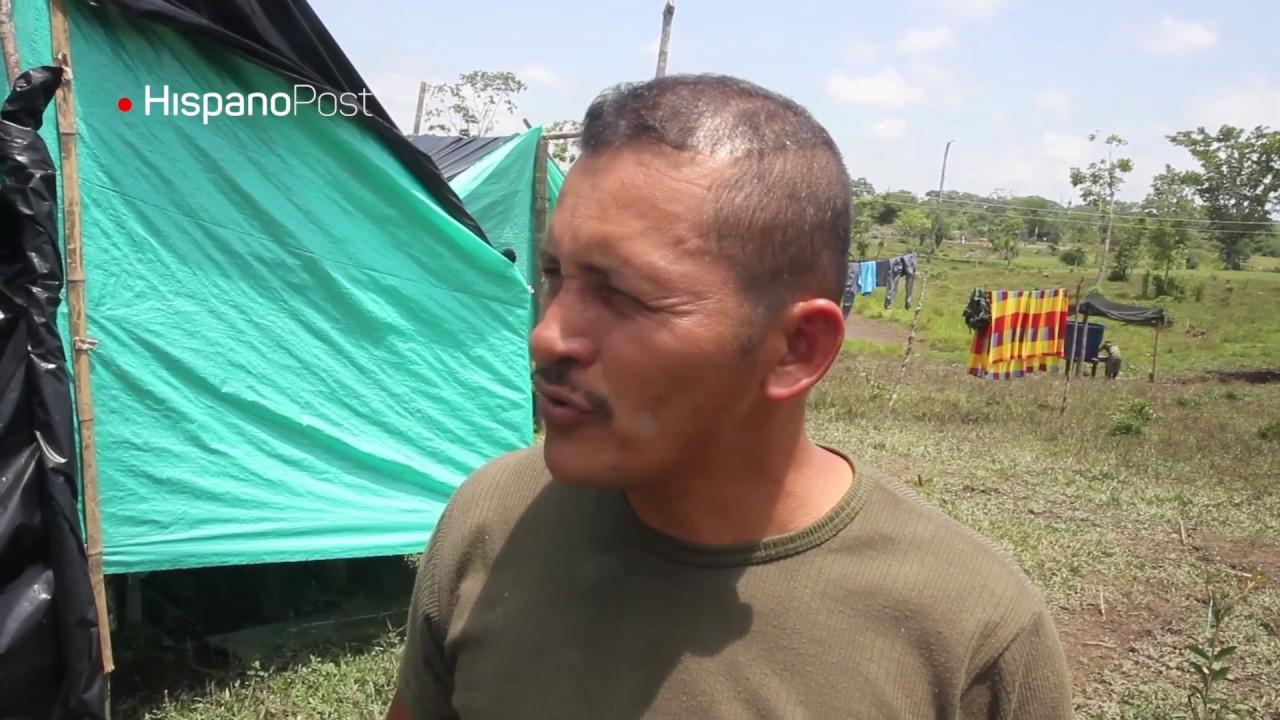 Hijos de guerrilleras de la FARC nacen en condiciones precarias