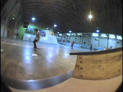 KC indoor skatepark
