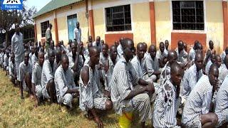 Секретное видео африканской тюрьмы