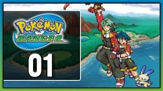 Pokémon Ranger - Episode 1