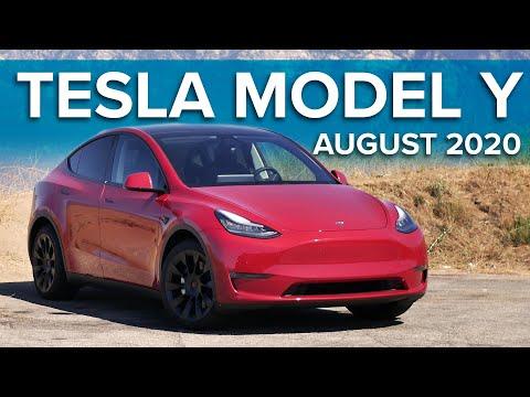 External Review Video gjwcCwVHhPI for Tesla Model Y Electric Crossover