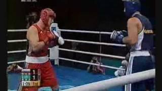 Alexander Povetkin (RUS) -  Dildabekov (KAZ) Olympic Games 2004 (pt 1/2)
