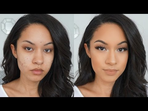 FLAWLESS DRUGSTORE FOUNDATION| Acne Scar Coverage