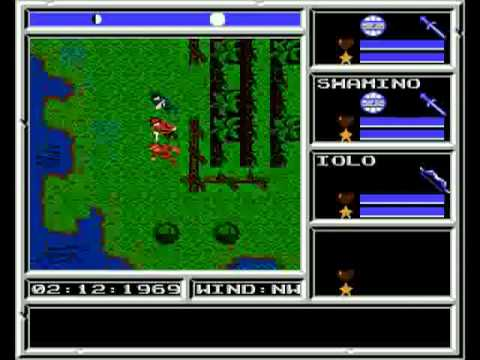 nes ultima - warriors of destiny cool