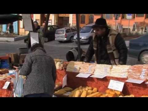 Farmářský trh v Sedlčanech