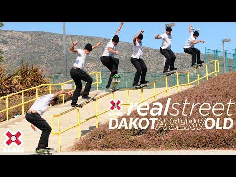 Dakota Servold: REAL STREET 2020 | World of X Games