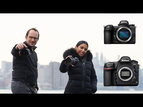 Nikon Z7 vs D850 - What should you buy?