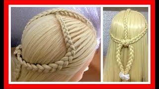 CUTE GIRLS HAIRSTYLE / HairGlamour Styles /  Braids Hair Tutorial