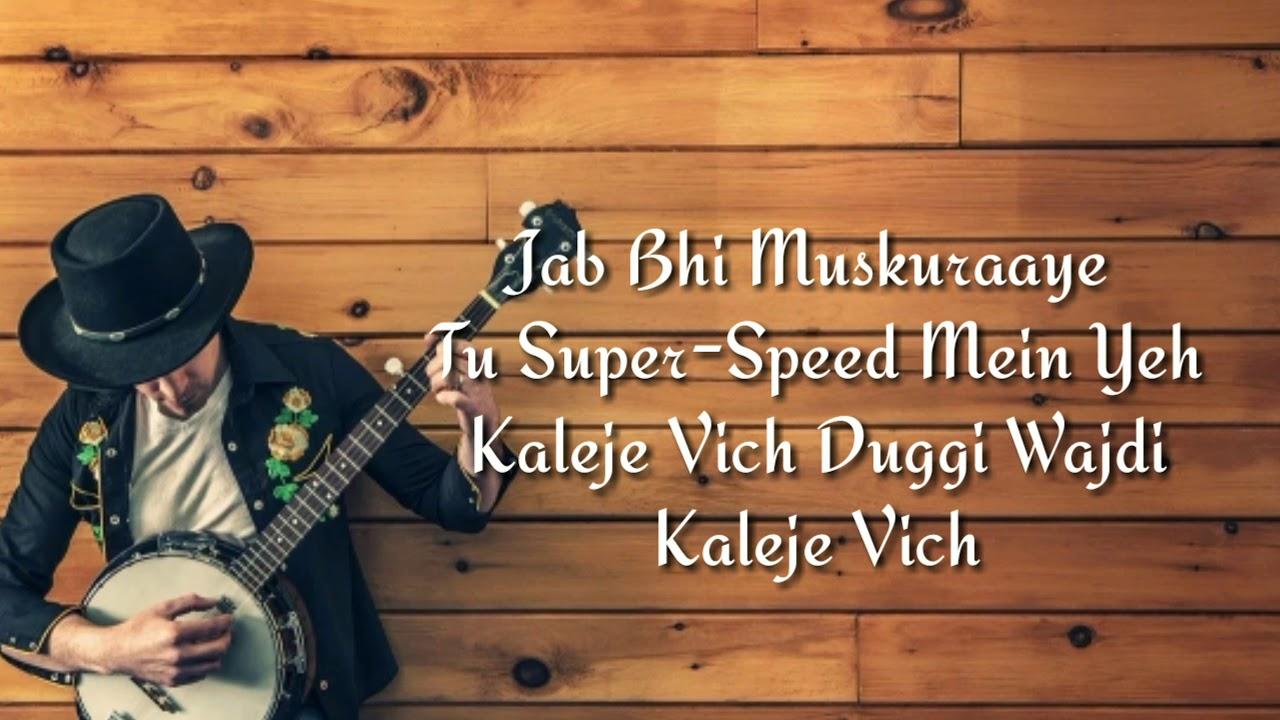 Duggi Hindi lyrics
