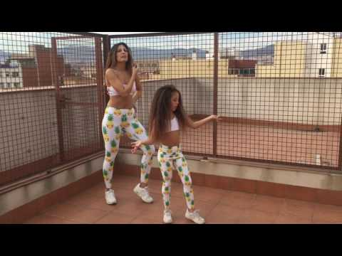 TUTORIAL DE BAILE - song Gyal A Party Animal de Charly Black