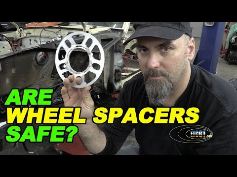 Are Wheel Spacers Safe?