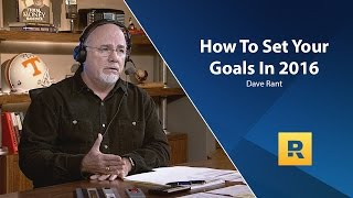 How To Set Your Goals In 2016