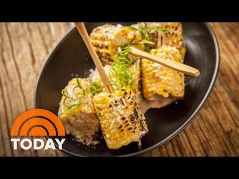 The Right Ways To Cook Corn On The Grill | TODAY