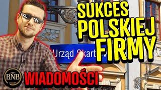 Skarbówka chciała ZNISZCZYĆ POLSKĄ firmę – PRZEGRAŁA MILIONY! | WIADOMOŚCI