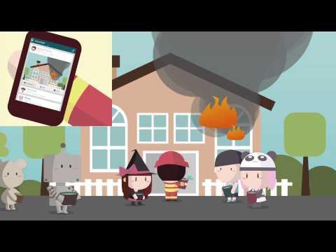 Video of MYHERO - The Community App