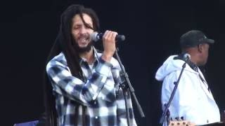 "JULIAN MARLEY""TRYING"" @ REGGAE SUNDANCE 2016"