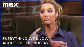 Friends | Phoebe Buffay's Shocking Life Story | HBO Max
