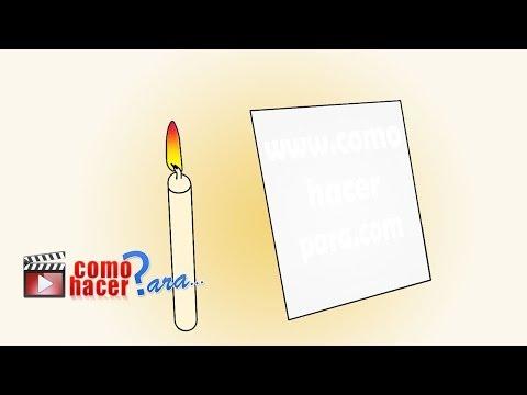 Cómo escribir Mensajes Secretos en un Papel - Tinta invisible