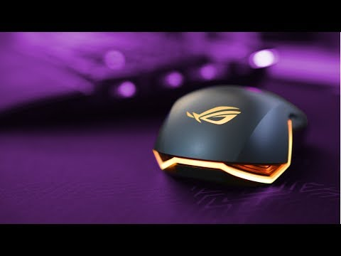 Asus ROG Pugio Review – The Ambidextrous Gaming Mouse
