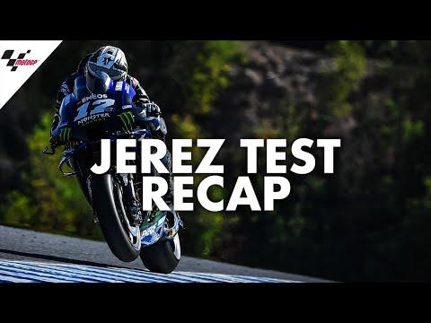 MotoGP ヘレステスト ハイライト動画