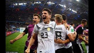 ハイライトドイツが2-1でスウェーデンに逆転勝利highlightGermanyvsSweden2-1-AllGoals&Highlights