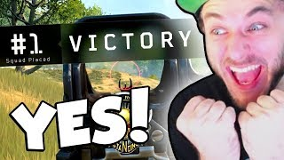 MY FIRST VICTORY! (Call of Duty Black Ops 4 Blackout)