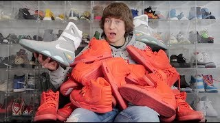 DENVERS BIGGEST HYPEBEAST $1,000,000 SNEAKER COLLECTION!!