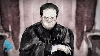 Click to play: The Great Dissent: Justice Scalia's Opinion in Morrison v. Olson