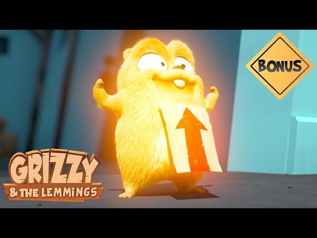 TOP spécial objets magiques 🧙Halloween🎃 - Grizzy & les Lemmings