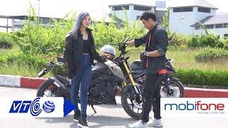 Xe+ Yamaha TFX150: Hiện đại và phấn khích  | VTC