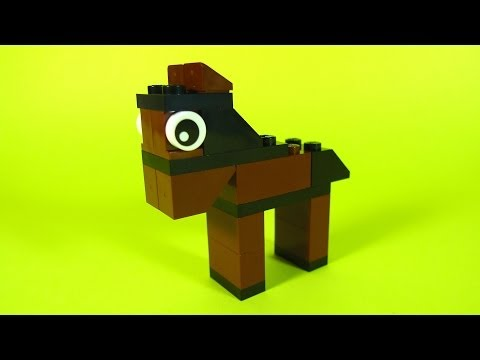 Vidéo LEGO Classic 10662 : Baril de briques
