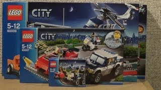 Lego City Off Road Fire Rescue Review Set 7942 Klokriecher