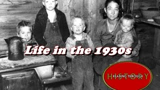 History Brief: Daily Life in the 1930s