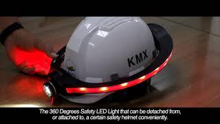 360 Degrees Safety LED Light