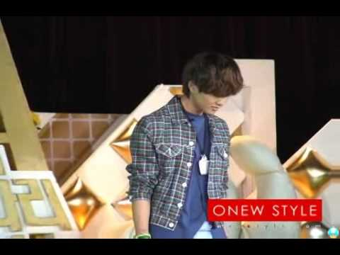 090806 SHINee Please Don't Go - Onew Focused Full Fancam