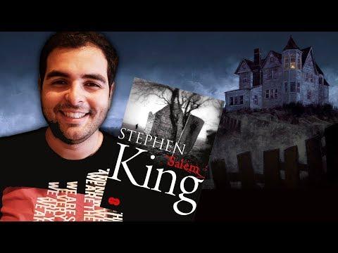 Salem (A Hora do Vampiro) - Stephen King | Lidos e Curtidos