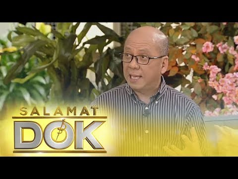 [ABS-CBN]  Salamat Dok: Dr. Roberto Mirasol answers questions about diabetes