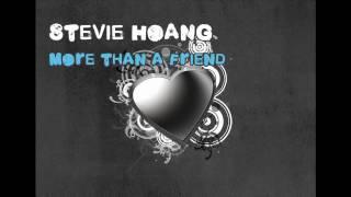 Stevie Hoang - More than a friend (2009) [RnB4u.in]