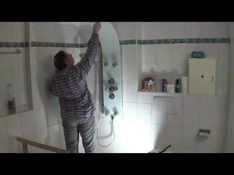Ersatz Duschkabine