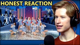 HONEST REACTION to TWICE 「Fanfare」Music Video