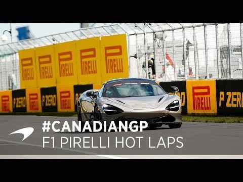 Hot, Hot Laps in Canada