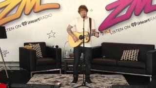Ed Sheeran - 'Wake Me Up' LIVE