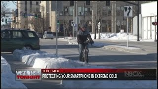 Tech Talk: Protecting your Smart Phone in Extreme Cold