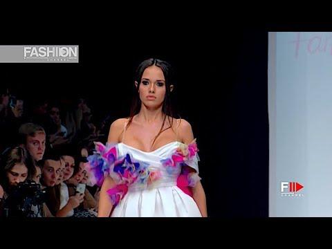 MASHA KRAFT Spring Summer 2019 MBFW Moscow - Fashion Channel