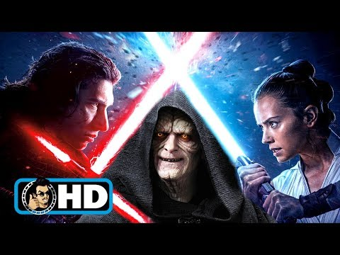 RISE OF SKYWALKER All Clips, Trailers & B-Roll (2019) STAR WARS