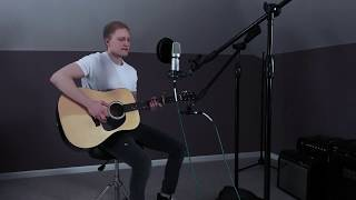 Bring Me The Horizon - mother tongue (COVER by Avi Turner)