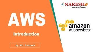 AWS Tutorial | Introduction to Amazon Web Services | Amazon Web Services | Mr.Avinash