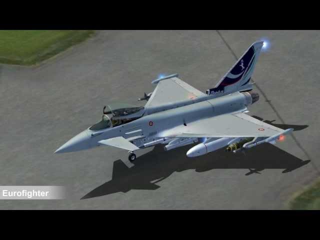 iris eurofighter typhoon fsx