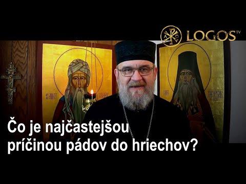 OTCOVIA PÚŠTE (212) - Sv. Izák Sýrsky - Dva dôvody opakujúcich sa hriechov